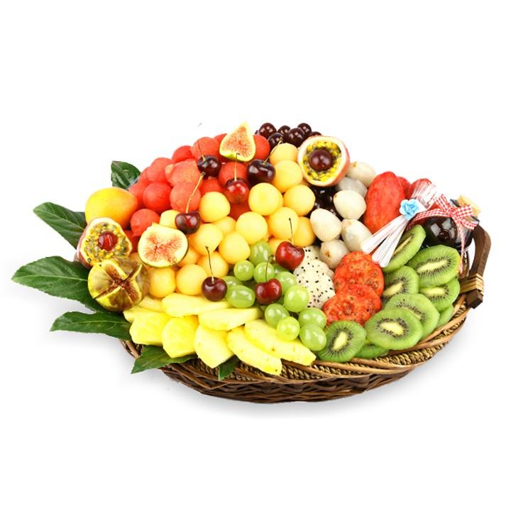 סלסלת פירות לכל אירוע