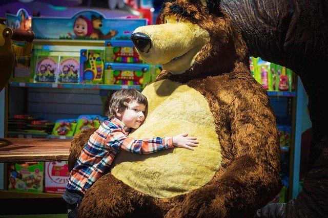 אירועים בהם כדאי להזמין דובי ענק