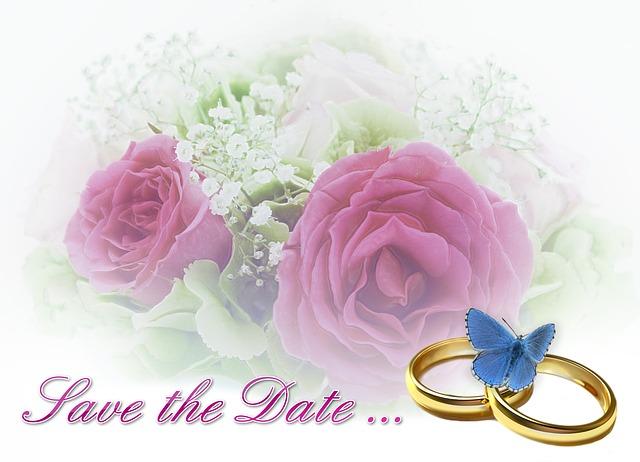 אישורי הגעה לחתונה – בחרו מערכת מתאימה